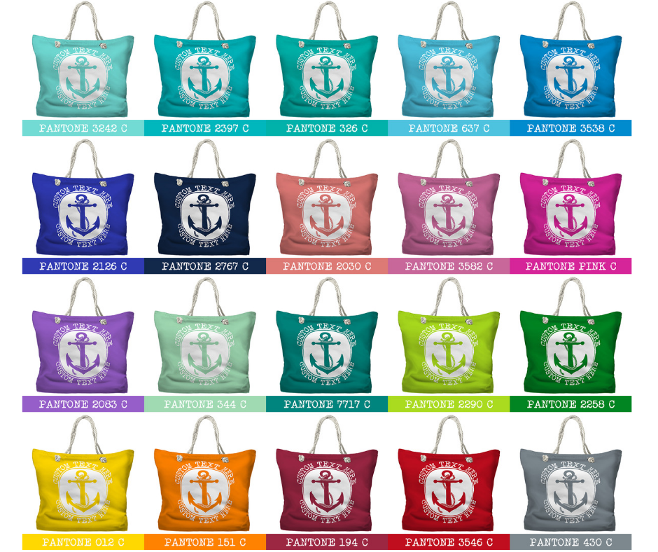 5 Reasons To Love These New Personalized Beach Bags - The New