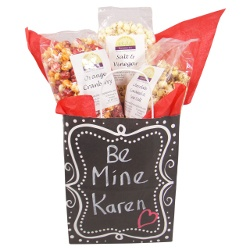 Personalized Popcorn Gift Bag